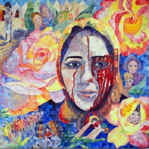 P1604 – TEARS FOR SYRIA - print