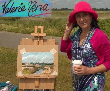 Valerie Nerva Artist, Painter