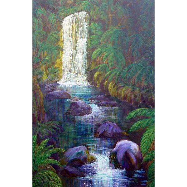 Rainforest by Valerie Nerva