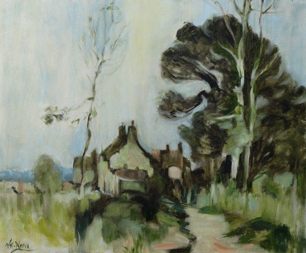 After Seago Norfolk Cottage 2nd edit web res Valerie Nerva
