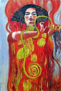 After Klimt Hygiea edit 2 web Valerie Nerva